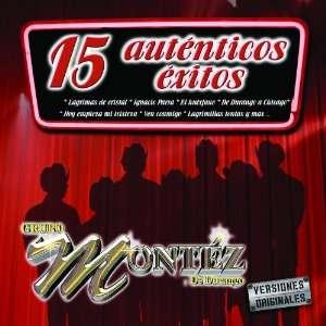 15 Autenticos Exitos Grupo Montez De Durango Music