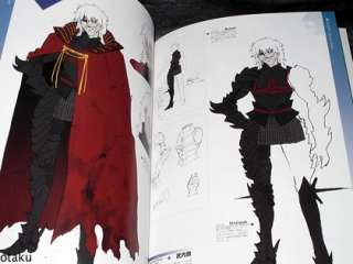 Fate/EXTRA Visual Fan Book Japan Anime Art Book NEW