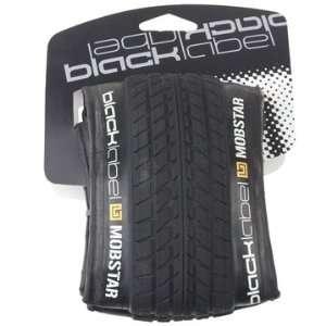 Black Label MobStar BMX Tire (Folding): Sports & Outdoors