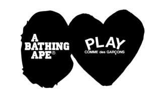 Ape x PLAY COMME des GARCONS iPhone 4 4S Hard Case Style B