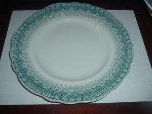 Lovely Antique Aesthetic Alton Transferware Plate #2