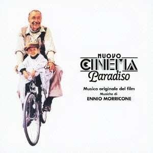 Nuovo Cinema Paradiso Musica Originale Del [Original recording