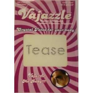 VAJAZZLE TEASE (NET): Health & Personal Care