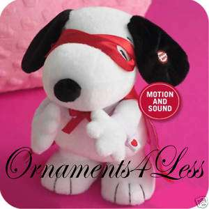 Kissing Bandit Snoopy   Valentines Day Techno Plush   #LPR1607