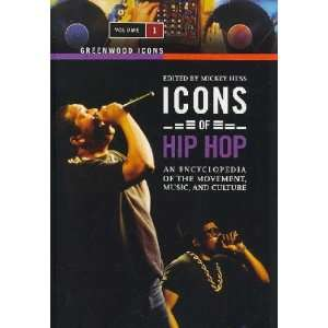 Icons of Hip Hop Mickey (EDT) Hess Books