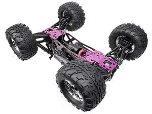 HPI racing Savage X 4.6 RTR WITH UPGRADES