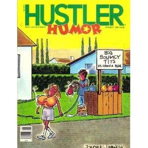 HUSTLER HUMOR 1.87 (HUSTLER HUMOR): HUSTLER HUMOR MAGAZINE: Books
