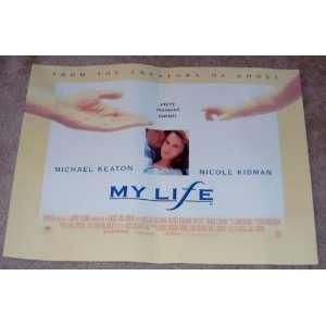 movie poster flyer   15 x 20 inches   Nicole Kidman, Michael Keaton