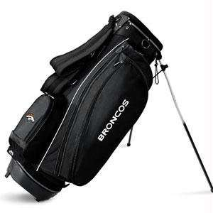 Denver Broncos NFL Team Logod Stand Golf Bag by Callaway Golf (Black
