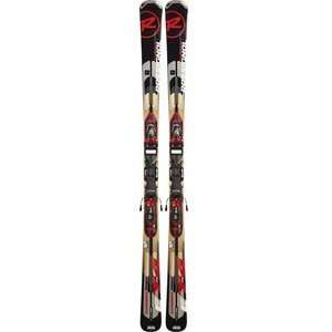 Rossignol Experience 74 Carbon Tp12 Skis w/ Axium 110 Bindings Black