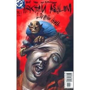 Arkham Asylum Living Hell (6): Graubagger: Books