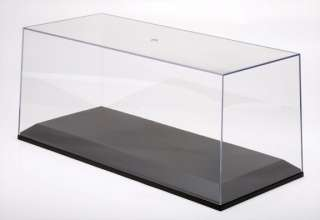 18 SCALE CLEAR PLASTIC DISPLAY CASE NASCAR