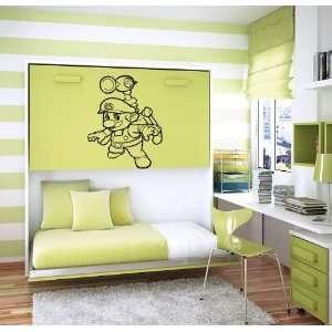 BABY ROOM NURSERY WALL VINYL STICKER ART MURAL B343