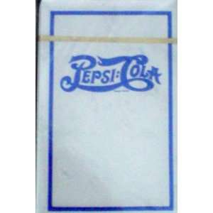 Pepsi Cola Deck of Playing Cards in Plastic Case