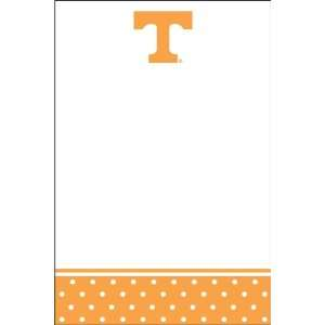 Palm Tree Paperie University of Tennessee Vols Polka Dot Magnetic 2