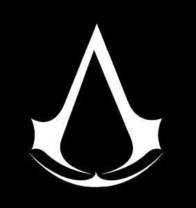 Assassins Creed Logo Vinyl Sticker Decal PS3 Xbox 360