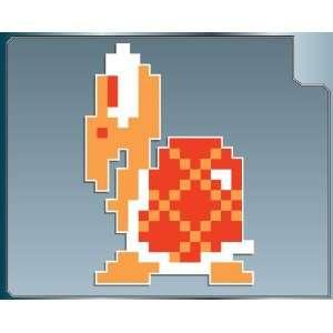 KOOPA TROOPA in Red 8 bit from Super Mario Bros. vinyl