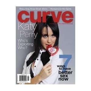 Curve Magazine   Katy Perry   2009: Curve: Books