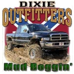 Dixie Rebel Mudding DODGE MUD BOGGIN