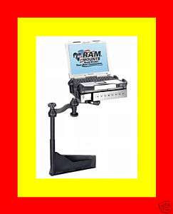 RAM VB 140 SW1 LAPTOP MOUNT/SEMI TRUCK W/NATIONAL SEATS