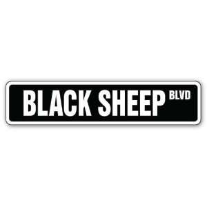 SHEEP Street Sign family hip hop duo funny gift Patio, Lawn & Garden