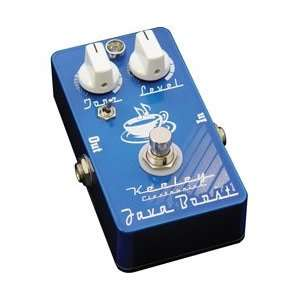 Java Boost Treble Gain Booster Pedal Musical Instruments