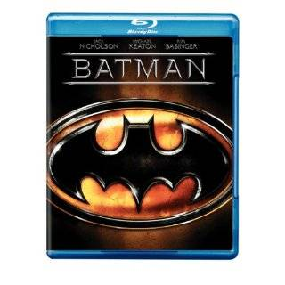 Batman [Blu ray] ~ Michael Keaton and Kim Basinger ( Blu ray   2010