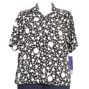Personal Touch Plus 1X 2X 3X 4X 5X 6X NWT Women Shirt