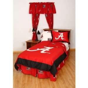 Alabama Crimson Tide Bed in a Bag  King Bed
