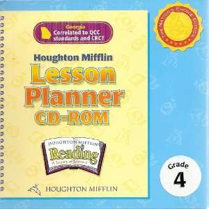Lesson Planner CD ROM (Reading, A Legacy of Literacy