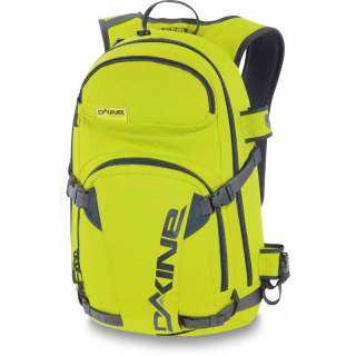 Dakine Heli Pro Backpack School Bag Laptop Case Citron
