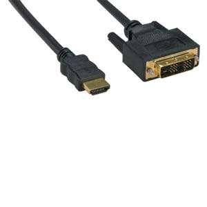 BAFO 3 METER HDMI TO DVI D DUAL LINK M M DIGITAL CABLE 800991155679