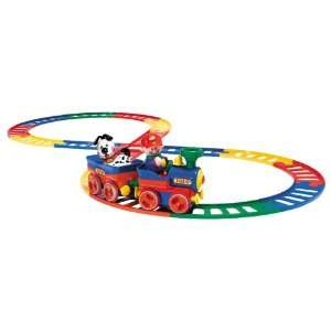 Tolo Toys First Friends Deluxe Train Set Toys & Games