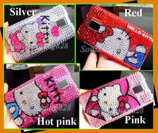 Hello Kitty BLING Case Cover LG T Mobile Google G2X