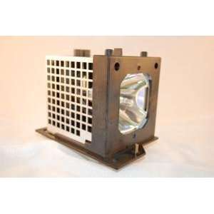 Hitachi 50C20 rear projector TV lamp with housing   high