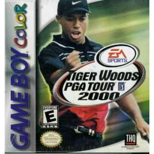 Tiger Woods PGA Tour 2000 Game Boy Color