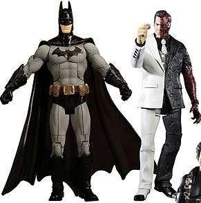 Batman Legacy 2 Pack Wave 1 Action Figure Set (Batman and Two Face)