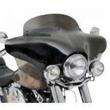 MEMPHIS SHADES BATWING FAIRING HARLEY DAVIDSON ROAD KING FLHR FLHRC