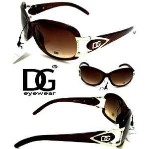 DG Eyewear Designer Fashion Celebrity Sunglasses BR2141B