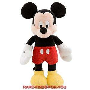 Bean Bag Plush Toy 9 H Disney Theme Parks Exclusive (NEW)