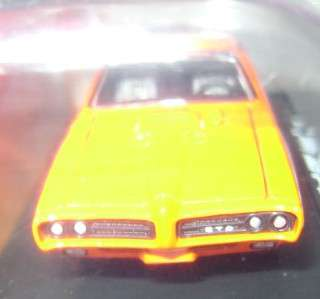 1969 PONTIAC GTO JUDGE M2 MACHINES 164 DRIVERS RARE!!!