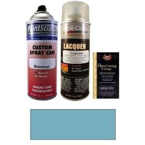 12.5 Oz. Medium Blue Metallic Spray Can Paint Kit for 1986
