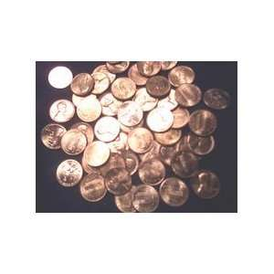 Different BU+ Lincoln Memorial Cents (From Original Rolls 1959 2009
