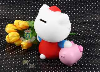 SANRIO HELLO KITTY 3D BIG COIN BANK/ ORNAMENT
