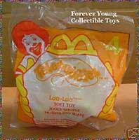 McDonalds * TELETUBBIES * happy meal toy MIP laa laa