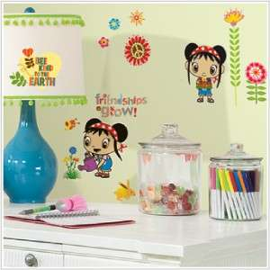 Ni Hao Kai Lan Wall Decals Kids Room Stickers Decor