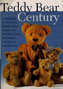 Teddy Bear Century Patterns How to Sewing Pattern Book