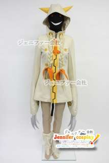Blazblue Taokaka Cosplay costume custom made