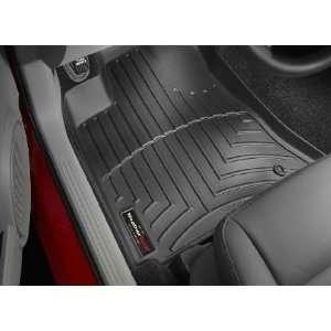 2006 2010 Dodge Charger Black WeatherTech Floor Liner (Full Set) [2