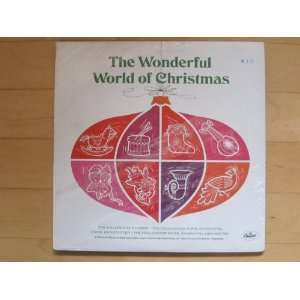 The Wonderful World of Christmas. Two disc vinyl set